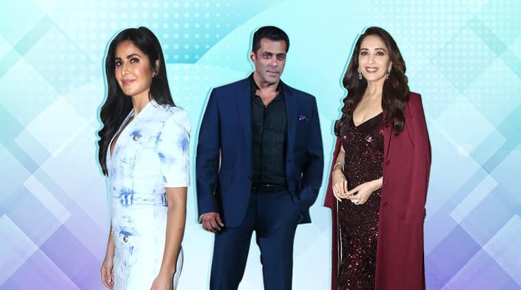Salman Khan, Katrina Kaif, salman, katrina, madhuri dixit, madhuri, iifa 2019, iifa, 2019 IIFA