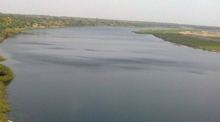 Mahisagar flows at danger level villages put on alert in gujarats anand