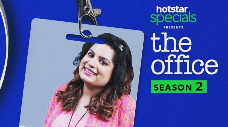 Mallika Dua joins season two of The Office