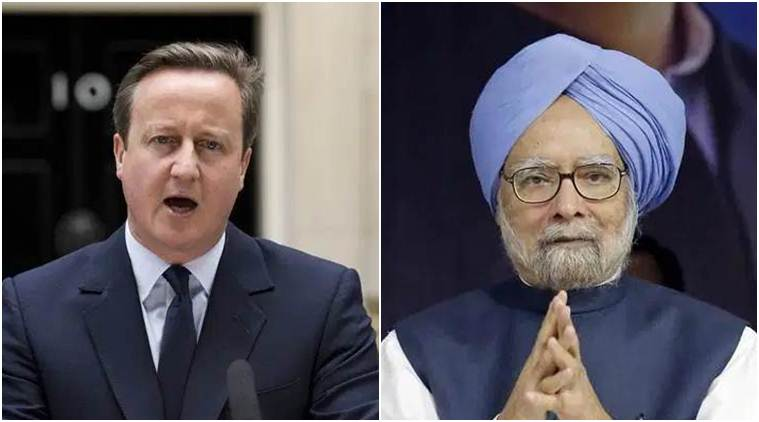 Manmohan a saintly man but robust on threats to India, considered action against Pak: Cameron