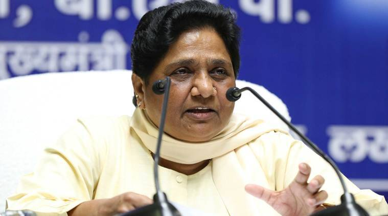 Mayawati slams unreliable congress day after her mlas move to merge parties in rajasthan