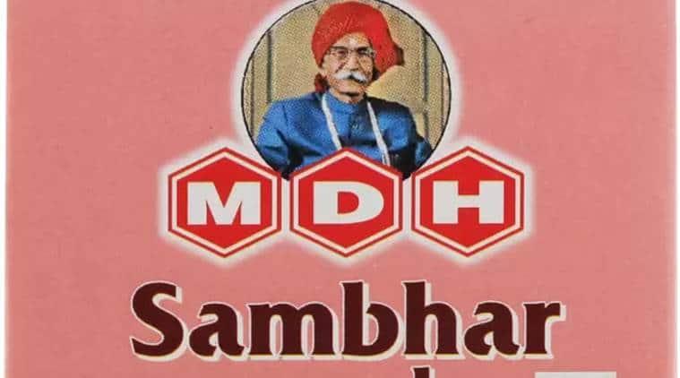 MDH sambar masala, US FDA, salmonella in MDH sambar masala, MDH business, MDH masala, Indian express