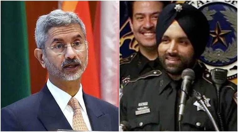 MEA condemns fatal shooting of America's first turbaned Sikh police