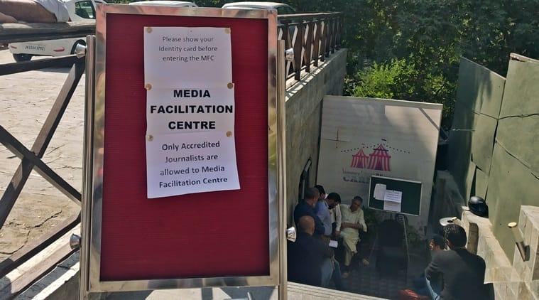 J&K govt restricts access to media facilitation centre in Srinagar; withdrawn later