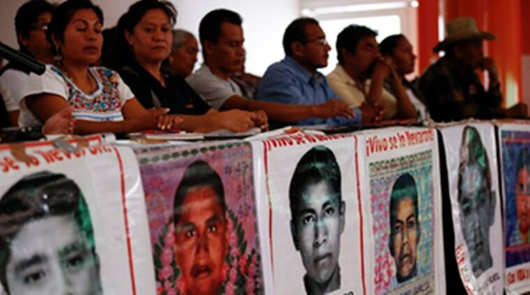 Mexico courts free more suspects in case of disappeared students