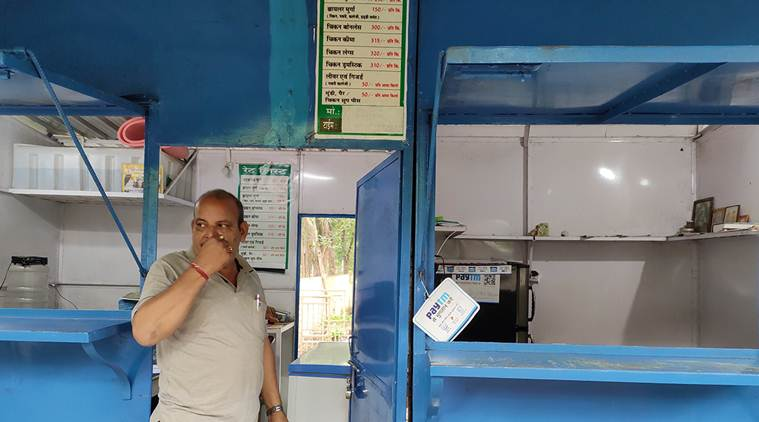 Take 5: After row, sales have shot up… of chicken, doubled, says Anand Choubey, operator, chicken and egg kiosk in Bhopal