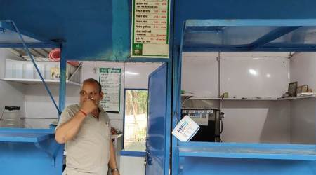 Take 5: After row, sales have shot up... of chicken, doubled, says Anand Choubey, operator, chicken and egg kiosk in Bhopal