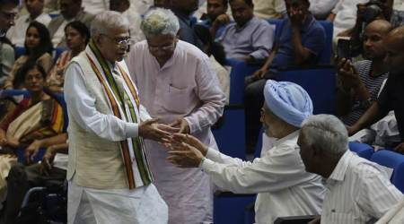 Need leaders who can speak fearlessly to PM, says Murli Manohar Joshi