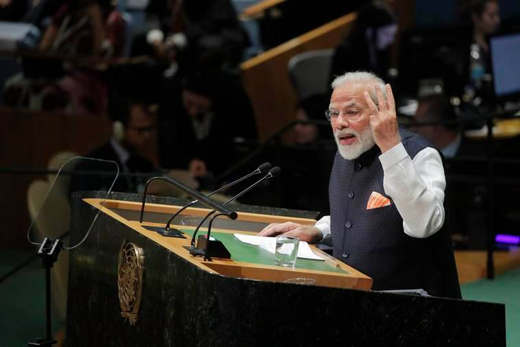 India calls for global front against terror