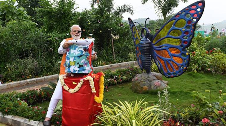 Sardar Patel inspiration for Jammu and Kashmir decision, says PM Modi