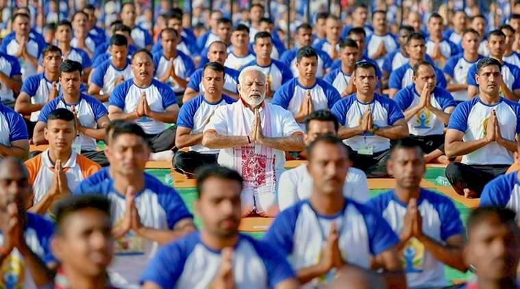 Leh to host International Yoga Day's main event, PM Modi to attend