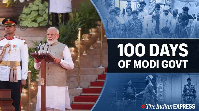 Removal of J&K special status, bank mergers: Important decisions of Modi govt in first 100 days