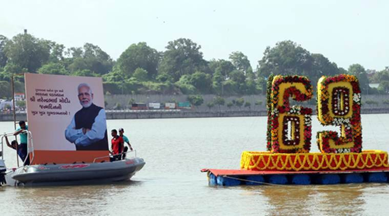 PM Modi in Gujarat: 'Dam, statue show development, environment can thrive together'
