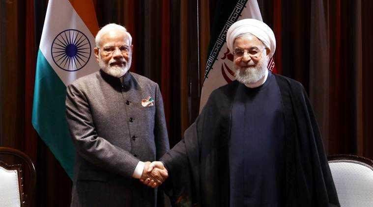 PM Narendra Modi, Iran's Rouhani discuss Chabahar operationalisation, regional situation