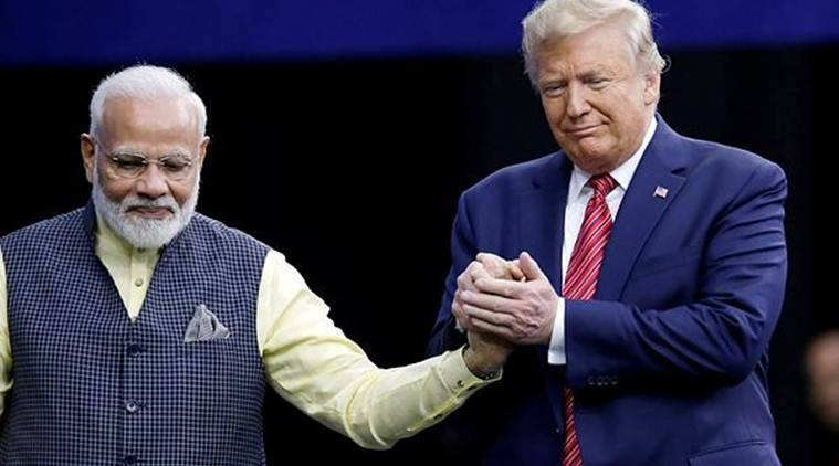 howdy modi, modi speech in houston, modi trump event in houston, trump speech at howdy modi event, houston, narendra modi