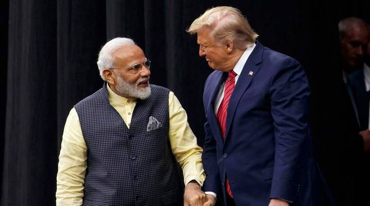 howdy modi houston tour, donald trump, pm narendra modi, howdy modi media coverage, pakistan pm imran khan, opinion news, indian express
