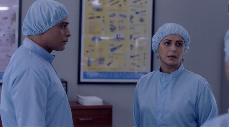mona singh in mission over mars