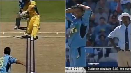 Dinesh Mongia, Dinesh Mongia retirement, Ricky Ponting, Ricky Ponting World Cup 2003 final, Steve Bucknor, Steve Bucknor controversial decisions, India vs Australia 2003 WC final