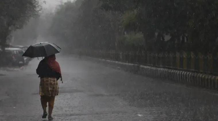 Pune: Monsoon withdrawal nears, October rain remains above normal