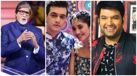Most watched Indian television shows, KBC 11, The Kapil Sharma Show