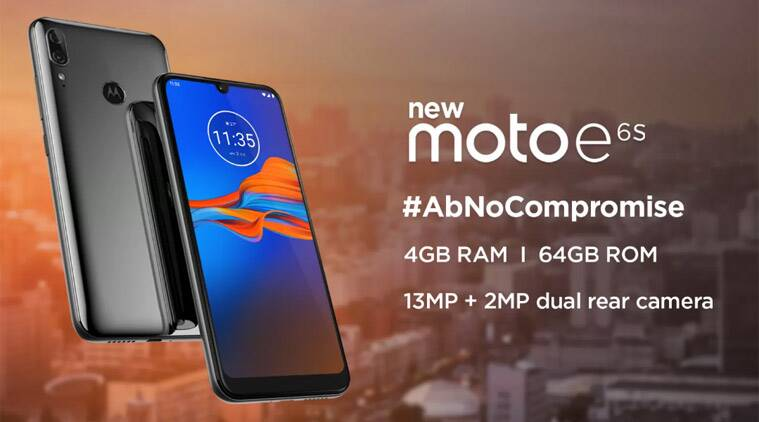 Motorola Moto e6s, Motorola TV launch in India today at 12 noon: All the details