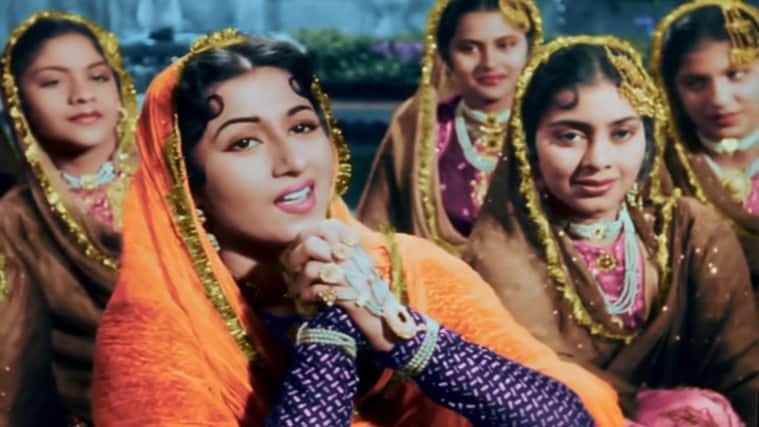 Madhubala as Anarkali