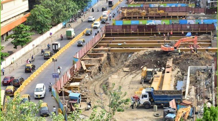 Construction at Metro-3 tunnel site stopped after death of worker