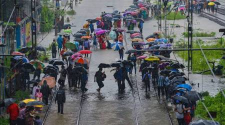 Weather Forecast Today Live Updates: IMD predicts 'very heavy rainfall' in Mumbai over next two days
