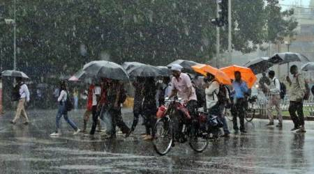 Mumbai, Thane, Palghar set to receive thundershowers today, post-monsoon rain to continue till weekend: IMD