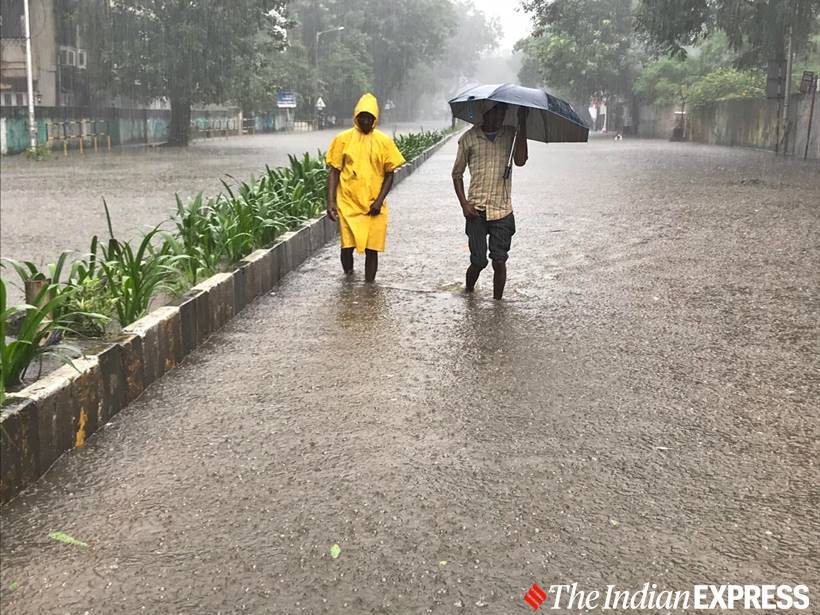 Mumbai Rains, Mumbai Weather Forecast Today Live Latest News