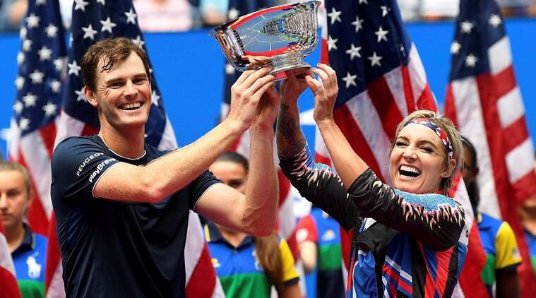 Jamie Murray, Bethanie Mattek-Sands win US Open mixed doubles title