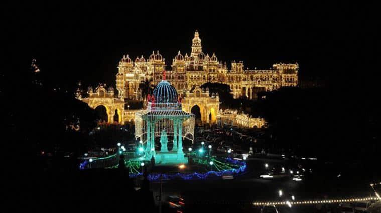 navratri celebrations, indianexpress.com, indianexpress, kolu, golu, navratri golu, ayudha puja, dussehra, mysore dasara, navratri in tamil nadu, navratri in karnataka, navratri in kerala, vijayadashmi, navaratri, navratri andhra pradesh,