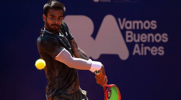 India's Sumit Nagal clinches ATP Challenger Tournament