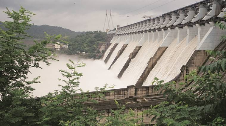 gujarat floods, gujarat rains, narmada dam, narmada water level, gujarat news