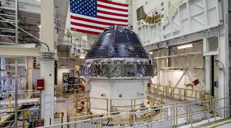 nasa lockheed martin orion space capsule deal, nasa lockheed artemis mission, nasa moon mission capsules, nasa lockheed deal, nasa orion space capsule deal