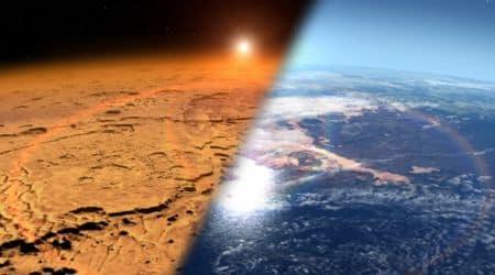 nasa, mars, mars atmosphere, mars water, isotopes, oxygen isotopes, isotopes of oxygen, mars atmosphere depletion
