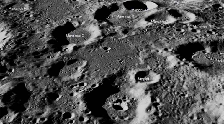 NASA, NASA Vikram lander, NASA Vikram lander images, NASA Chandrayaan-2 lander images, Chandrayaan-2 lander images, Chandrayaan-2 lander images