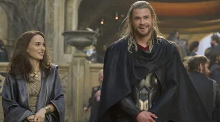 Natalie Portman on her absence from Thor Ragnarok