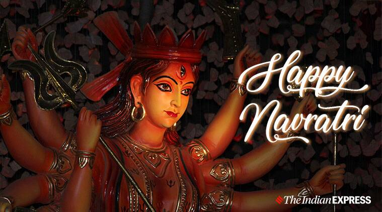 Happy Navratri 2019 Wishes Images, Quotes, Status, Wallpaper, Photos, Messages, SMS, Pics and Greetings