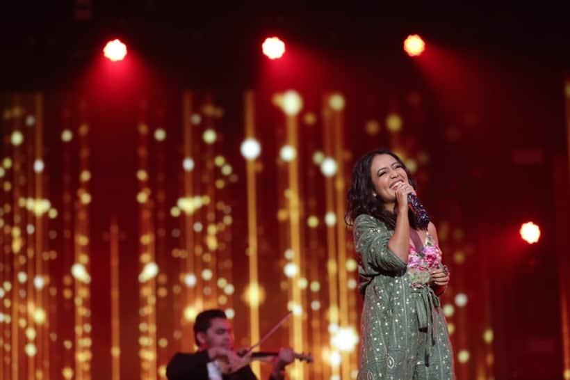 IIFA 2019: Neha Kakkar gives awesome performs.