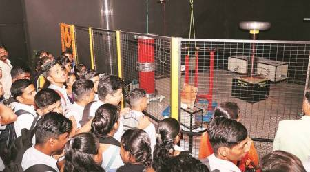 Nehru Science Centre: Now, see the power, properties of high-voltage current