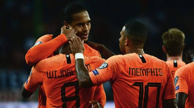 Germany v Netherlands: Game 'not crucial' says Dutch boss Ronald Koeman