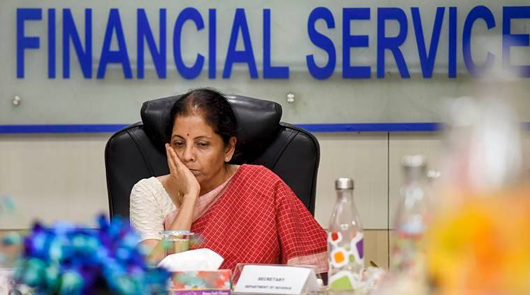 rbi interim dividend, RBI reserves, Nirmala Sitharaman, Shaktikanta Das, economy slowdown, corporate tax cut, Indian Express