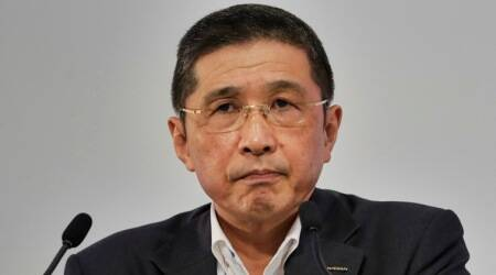 Nissan CEO Saikawa says ready to resign once successor is found
