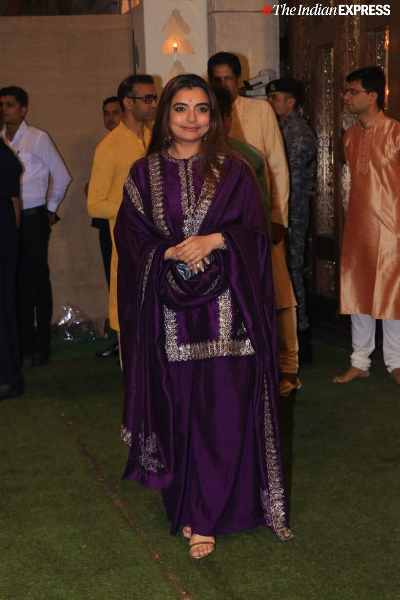 Alia Bhatt, Ranbir Kapoor, Katrina Kaif and others attend ...Vaibhavi Merchant Husband