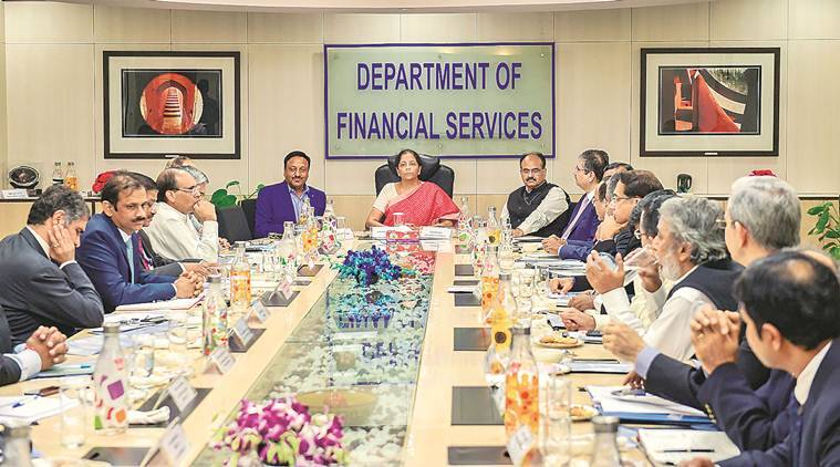 'Liquidity is no problem,' says Sitharaman after meeting bankers
