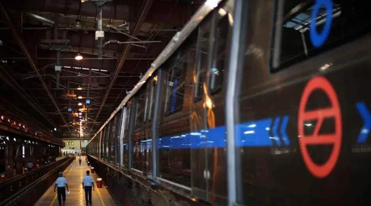 noida metro, noida metro ridership, noida metro post lockdown, noida metro coronavirus, noida news