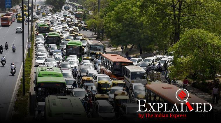 Explained: What role do cars really play in fouling Delhi's air?