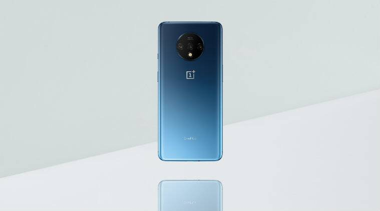 oneplus 7t, oneplus 7t official image, oneplus 7t photo, oneplus 7t nebula blue, oneplus 7t blue, op7t blue, 1+7t blue, oneplus 7t specs, oneplus 7t design, oneplus 7t camera