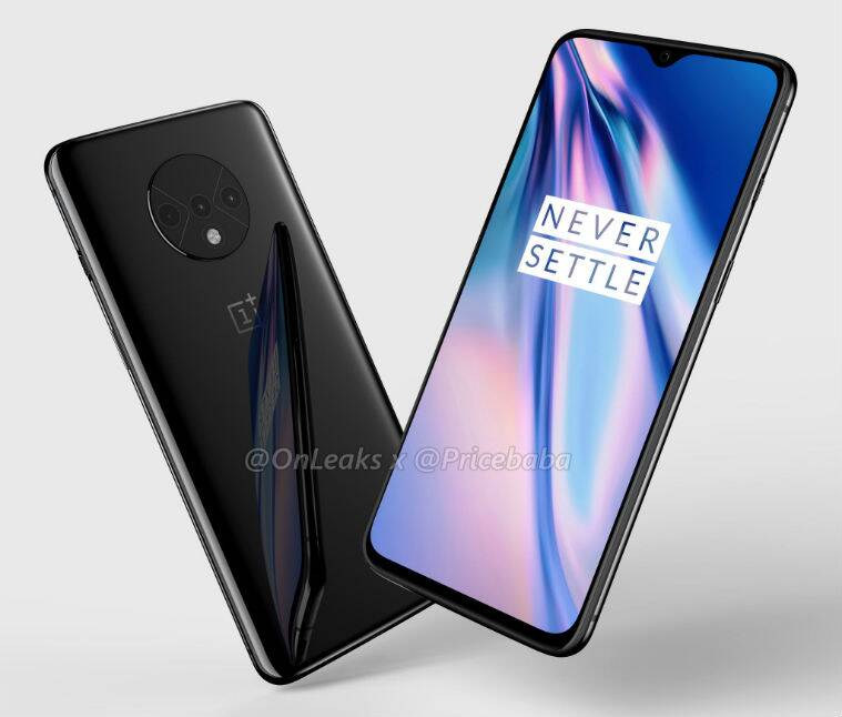 OnePlus 7T Pro, 7T Pro McLaren Edition CAD renders, specifications leaked